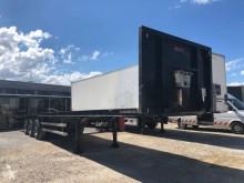 Samro plateau CA 313 DC semi-trailer