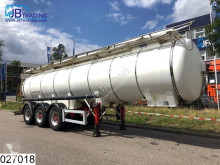 Trailer Feldbinder Chemie 24000 liter isolated tank -20 / + 80c max 3 bar tweedehands tank