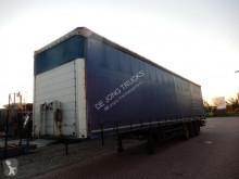 semi remorque Schmitz Cargobull SPR 27 Tautliner / MB Disc