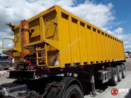 LAG Oplegger semi-trailer used tipper