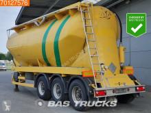 Yarı römork Spitzer 37m3 + Vogelsang Pump Gülle aufbau