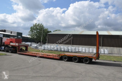 Zwalve 0.3K 18.36 semi-trailer used heavy equipment transport