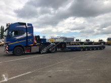 TSR 6axle semi low-loader semi-trailer