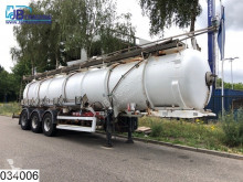 Guhur Chemie 25488 liter, 5 compartments, Max 4 bar, 50c semi-trailer used tanker