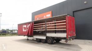 semirimorchio Van Hool nieuwe zeilen (kleur naar keuze), gegalvaniseerd, zijborden, hardhouten vloer, SAF INTRADISC, NL-trailer, APK: 09/12/2020