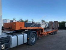 Verem semi-trailer used heavy equipment transport
