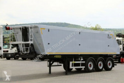 semi remorque Zasław TIPPER 38 M3 / LIFTED AXLE /