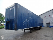 Kögel S24 MEGA / 2007 semi-trailer used tautliner