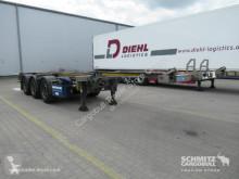 полуремарке Schmitz Cargobull Containerfahrgestell Slider