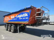 полуремарке Schmitz Cargobull Kipper Alukastenmulde 27m³