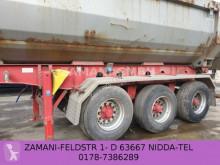 Reisch RHKS 35-35/24 SSL STAHL 25 m3 semi-trailer