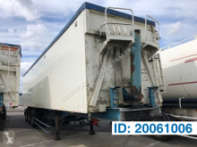 Trailer Benalu 86 cub in alu tweedehands kipper