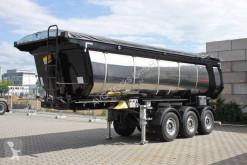 Schwarzmüller SK Thermo-Kipper elektr. Verdeck Liftachse semi-trailer