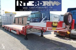Ceylan Treyler carrellone con rampe idrauliche nuovo semi-trailer new heavy equipment transport
