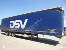 Semitrailer Krone SDP Mega Multos Schiebeplanen Sattelauflieger 27 eLHG4-CS D flexibla skjutbara sidoväggar begagnad