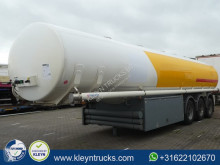 semi remorque LAG FUEL 42.000 LITER CO 5 compartments