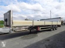 Lecitrailer dropside flatbed semi-trailer