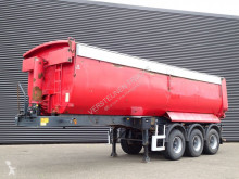 Semi remorque benne ATM OKA 17/27 / STEEL TIPPER / LIFT AXLE