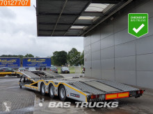 Semi remorque porte voitures nc LKW / Trucktransport SAF-axle Extendable Steeraxle Liftaxle