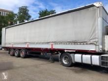 Schmitz Cargobull semi-trailer used tarp