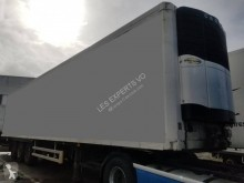 Lamberet cote inox plancher alu semi-trailer used mono temperature refrigerated