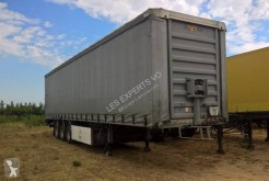 GT Trailers 33 pal hayon semi-trailer used tautliner