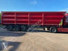 Hardox 68m³ / Leasing semi-trailer used flatbed