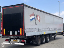 semi remorque Schmitz Cargobull SCHUIFZEIL MET BORDEN / DISC BRAKES / CODE XL
