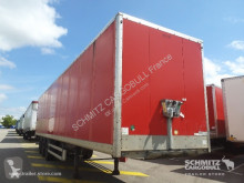 Samro Fourgon express Porte relevante semi-trailer