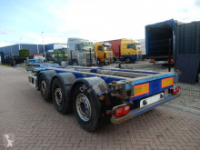 semirimorchio Renders Euro 800 / 2x Extendable / Lift axle / MB Disc