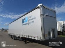 Yarı römork Schmitz Cargobull Curtainsider Mega Getränke