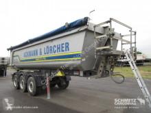semi remorque Schmitz Cargobull Kipper Stahlrundmulde 26m³