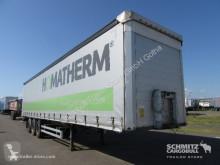 Used tautliner semi-trailer Schmitz Cargobull Curtainsider Standard Getränke