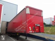 Semitrailer skjutbara ridåer (flexibla skjutbara sidoväggar) Schmitz Cargobull Rideaux Coulissant Mega