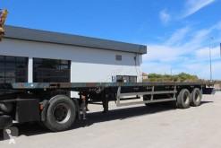 Listrailer S.R.D 2/13.275 Estrado semi-trailer used flatbed