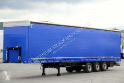semi remorque Kögel CURTAINSIDER / MEGA /BRAND NEW-2020/LIFTED AXLE/