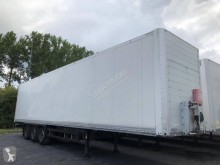 Schmitz Cargobull semi-trailer used double deck box