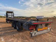 Prim-Ball flatbed semi-trailer 3 e Full Spring suspensión,