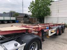 Yarı römork konteyner taşıyıcı ikinci el araç