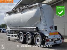 semi remorque Spitzer 37m3 Cement silo