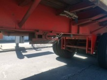 Carsul SRN semi-trailer used flatbed