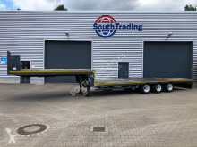 Broshuis heavy equipment transport semi-trailer
