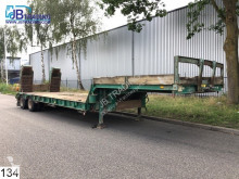 Castera Lowbed Steel suspension, 39000 KG, B 3,00 mtr + 2 x 0,25 mtr semi-trailer used heavy equipment transport
