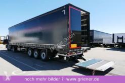 semi remorque Schmitz Cargobull SCS 24 / LBW 2000 kg / RUNGENTASCHEN / LASI !!!