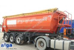 Semi remorque benne Kempf SKM 35/3, Stahlmulde, 35m³, leicht,Getreide,Lift
