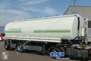 Semirremolque cisterna Welgro 97 WSL 33-24, 51m³, Alu, Futtermittel