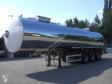 Magyar SR34BD / ADR / ALCOHOL semi-trailer used tanker