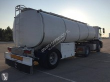 Silva cisterna autoport semi-trailer used tanker