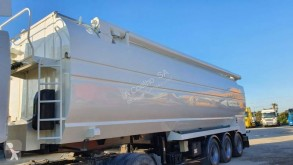 Leveques SF3420 semi-trailer used food tanker
