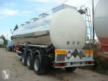 BSLT semi-trailer used chemical tanker
